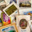 Una varietà di francobolli