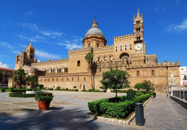 Palermo, centro storico e cattedrale