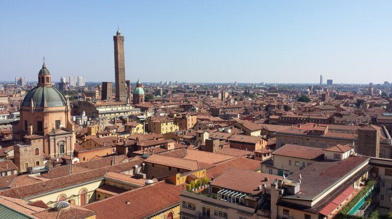Bologna: visione panoramica